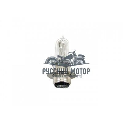 Лампа головного света галоген P15D-25-1 12V 35/35W прозрачная
