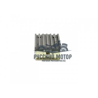 Реле регулятор напряжения Yamaha Jog 50, Suzuki AD50 (клеммы в ряд)