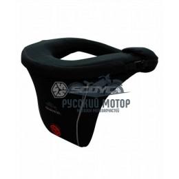 Защита шеи мотоциклиста N03 черная Scoyco