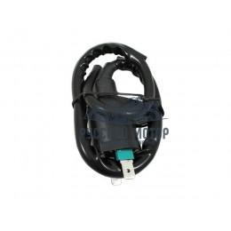 Катушка зажигания Honda DIO, 139QMB, 152QMI, 157QMJ 50-150сс без колпачка