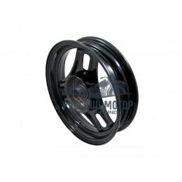Диск колеса 10' Suzuki AD-50 передний, штампованный, барабанный тормоз