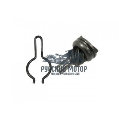 Храповик Honda Tact 3 шлица с торца