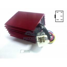 Коммутатор (CDI) 139FMB до 110сс тюнинг фишка на проводе 5 контактов