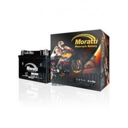 Аккумулятор Moratti YTX12-BS (12v/10hr, 90EN, сухозаряженны с электролитом, 152х88х131, 2,5кг) 6