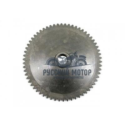 Шкив вариатора наружный Honda Dio50 AF 16/24