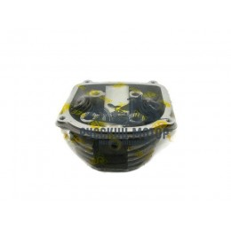 Головка цилиндра SEE 157QMJ, 152QMI d-57.4мм 150сс в сборе с клапанами