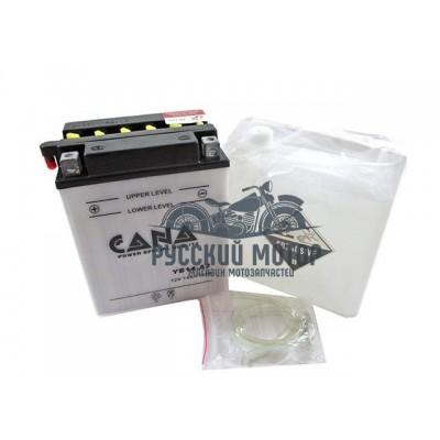 Аккумулятор CANA 12v/14hr YB14-A2(160EN, DC, 134*89*166,4,6 кг) 4 шт