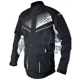 Куртка мотоциклетная JK35 черная (XL) Scoyco