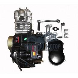 Двигатель TF153FMI механика без стартера (TTR125-1) чугунный цилиндр