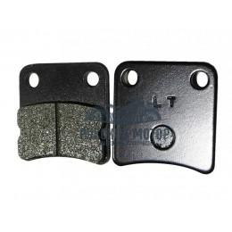 Колодки TTR 125 задние дисковый тормоз/ Honda Dio 50 передний дисковый тормоз