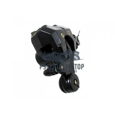 Суппорт тормозной передний один поршень Скутер 150сс