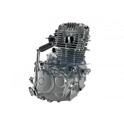 Двигатель 164FMJ 200см3 (CG 200-2Р) (крышка ведущей звезды)