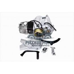 Двигатель 1P53FMH-B1 125см3 механическое сцепление алюминиевый цилиндр (TTR-125)