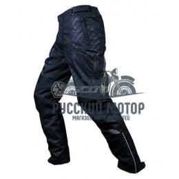 Штаны мотоциклетные черные P026 (XХL) Scoyco