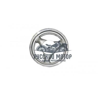 Диск колеса 12' задний, литой, барабанный тормоз 3.50-12 50-80сс