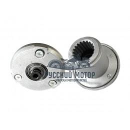 Фильтр масляный центробежный (центрифуга) 166FMM (CB250) TTR250