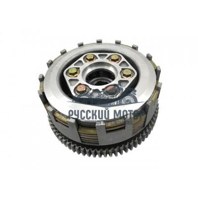 Барабан (корзина) сцепления в сб. 70 зуба CG250, TTR250
