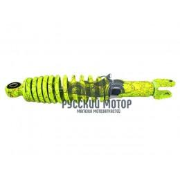 Амортизатор Honda Dio 50 задний, зеленый тюнинг