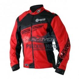 Куртка мотоциклетная JK28 красная (XL) Scoyco