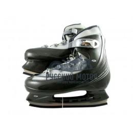 Коньки хоккейные Condor пластиковые коньки 27 размер 2534