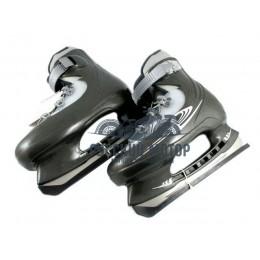 Коньки хоккейные Condor пластиковые коньки 32 размер 3911