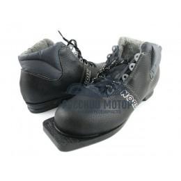 Ботинки лыжные 75мм NORDIK (кожа) 32 размер 11119977