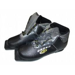 Ботинки лыжные 75мм SPINE CROSS (кожа) 47 размер 11120156