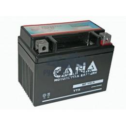 Аккумулятор CANA 12v/11hr YTZ12S (140EN, VRLA, 150*87*110, 3.8кг +) 8