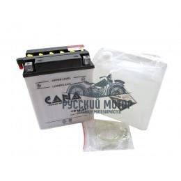 Аккумулятор CANA 12v/16hr YB16B-A (180EN, сухозаряженный, 180*90*160,+) 2