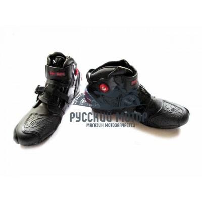 Ботинки мотоциклетные низкие 40 размер А09003