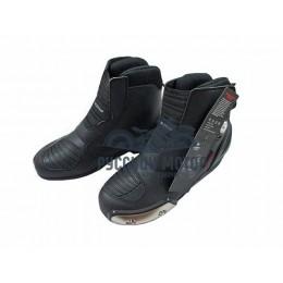 Ботинки мотоциклетные MBT003 45 размер черные Scoyco