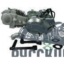 Двигатель YX 140сс кикстартер запуск с любой передачи