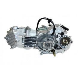 Двигатель YX 150 кикстартер запуск с любой передачи тип KLX