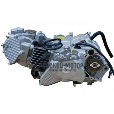 Двигатель YX 150 кикстартер запуск с любой передачи