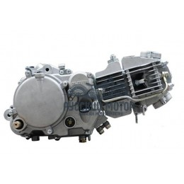 Двигатель YX 160сс кикстартер запуск с любой передачи