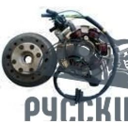Зажигание (статор и ротор) YX 150