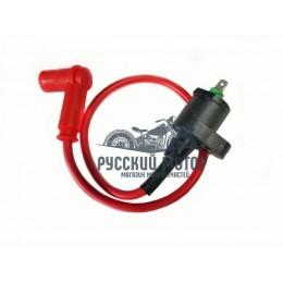 Катушка зажигания TTR с колпачком тюнинг угол 90'