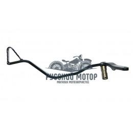 Лапка заднего тормоза RAPTOR 200cc (нового образца с 2013 г.)