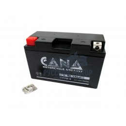 Аккумулятор CANA 12v/6.5hr YT7-B4 (90EN, VRLA, 150*87*94, 2,2кг, +) 10