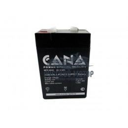 Аккумулятор CANA MPS 6v 4,5hr 20