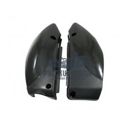 Пластик боковой задний (пара) TTR125-1 черный