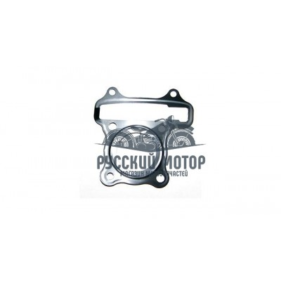 Прокладка п/головку цилиндра 139QMB ISO4 60сс 44 мм