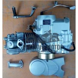Двигатель 1Р154FMI 125см3 механическое сцепление кикстартер алюминиевый цилиндр