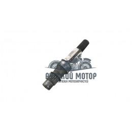 Вал редуктора 139QMB 50cc вторичный ISO4