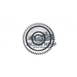 Шестерня вторичного вала редуктора 139QMB 50cc ISO4