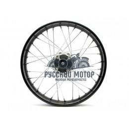 Диск колеса задний стальной на спицах 2.15 - 18' TTR250