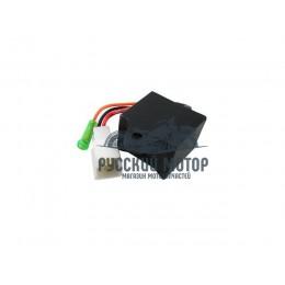 Коммутатор (CDI) Suzuki AD (фишка, 3 контакта+1 провод)