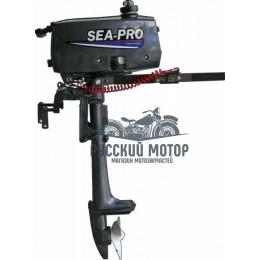 Лодочный мотор Sea-Pro Т 2.5(S)