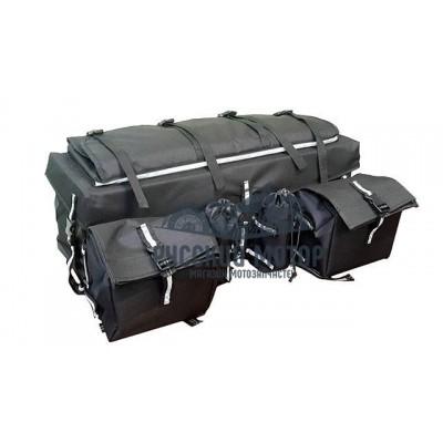 Кофр текстильный для квадроцикла черный CZ-ATV-01