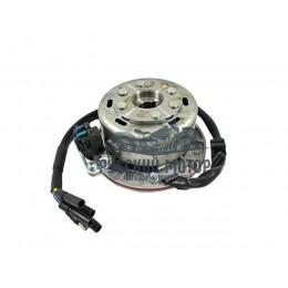 Магнето(статор+ротор генератора) YX150 (6 катушек)
